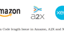 Amazon, A2X and Xero – Item Code Length Issue