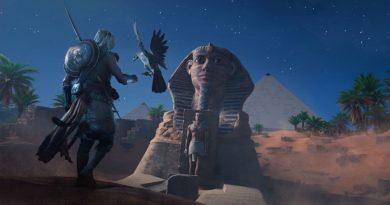 Assassins Creed Origins Gameplay Trailer