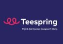 TeeSpring Review - Print and Sell Custom Designed Tshirts