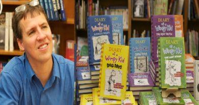 Diary of a Wimpy Kid (DOAWK) by Jeff Kinney - Review
