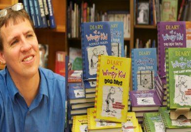 Jeff Kinney's Diary of a Wimpy Kid (DOAWK) – Review