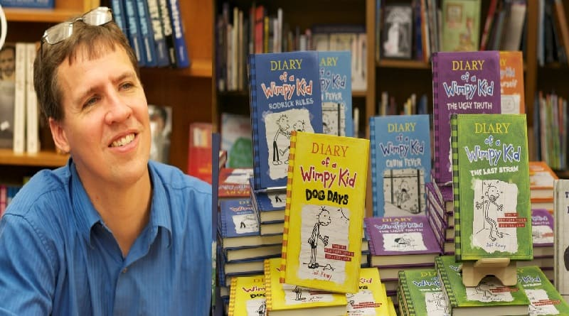 Wimpy Kid Novels
