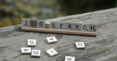Job Hunting Expenses - tax benefits