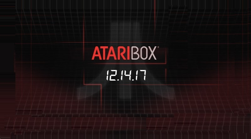 Atari - Ataribox Pre Order Date Announced