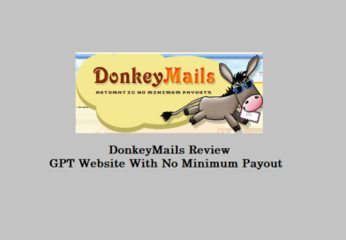 DonkeyMails Review Read Emails No Minimum Payout