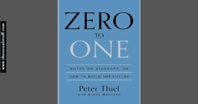 Zero to one - Peter Thiel - Review