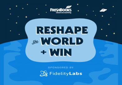 Reshape the world challenge + win - FreshBooks