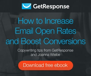 GetResponse - Download Free eBook - 300x250