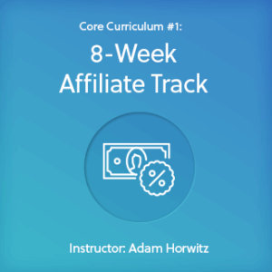 ClickBank University - 8 Week Affiliate Track