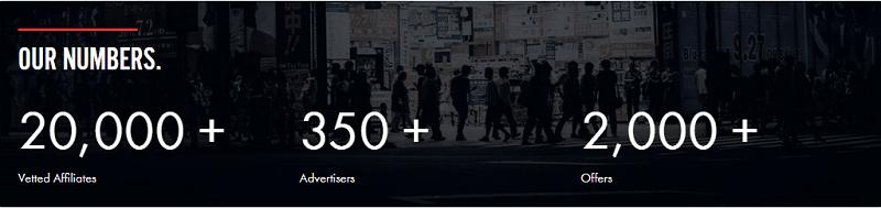 MaxBounty Numbers