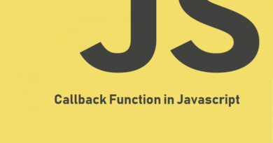 Callback function Javascript - Beginner's Guide