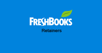 Create FreshBooks Retainers