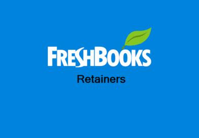 Create FreshBooks Retainers